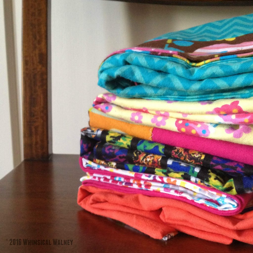Sewing For Charity Pillowcase